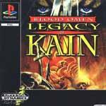Carátula de Legacy of Kain: Blood Omen
